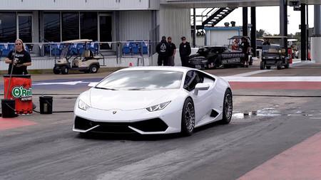 Este Lamborghini Huracán de 2.000 CV es más rápido que el Dodge Demon o el futuro Tesla Roadster