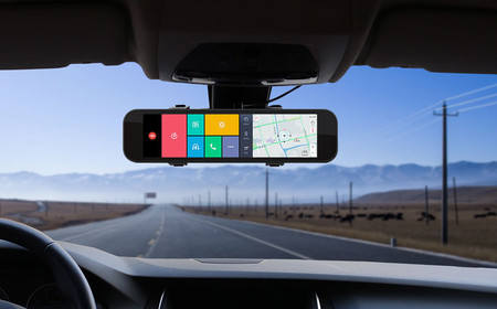 Xiaomi 70 Steps Smart Rearview Mirror