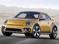 Volkswagen Beetle Dune Concept, otro que se adelanta a Detroit