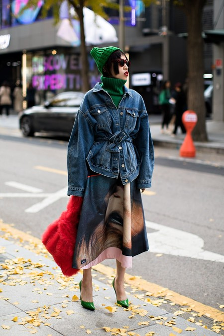 street style capas