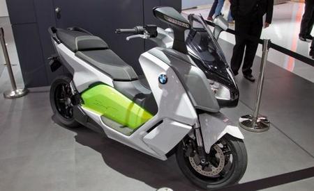 BMW anuncia en el Salón de la Moto de París el precio de la eléctrica BMW C Evolution