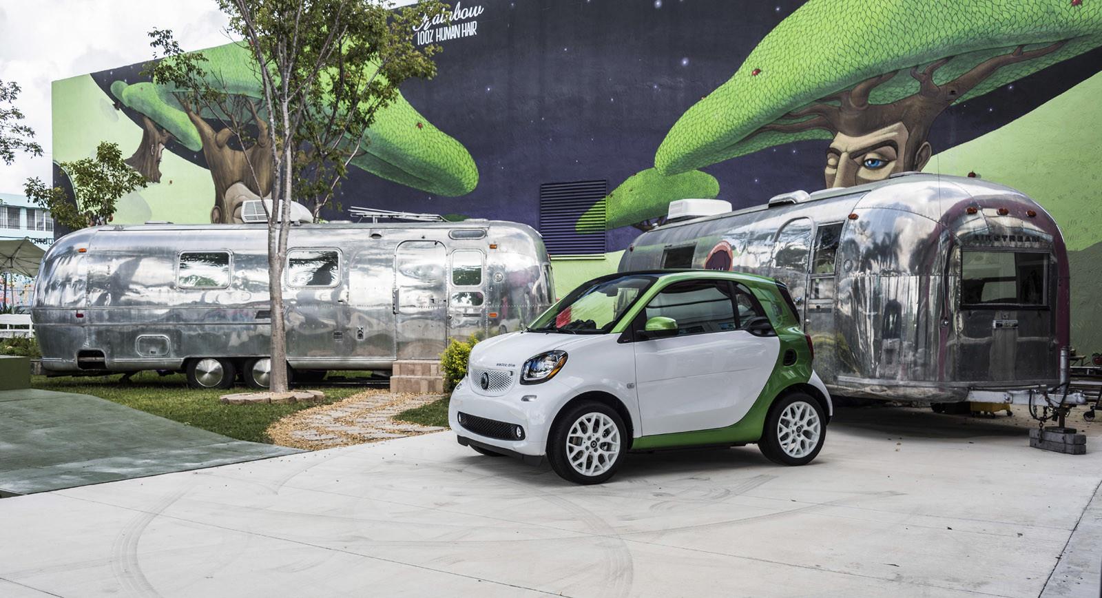 Foto de smart fortwo Electric Drive, toma de contacto (127/313)