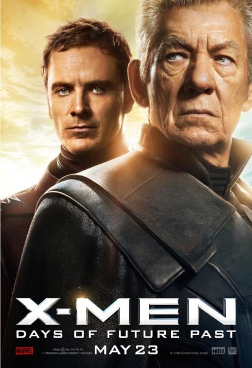 Foto de Posters de 'X-Men: Días del futuro pasado' (10/11)