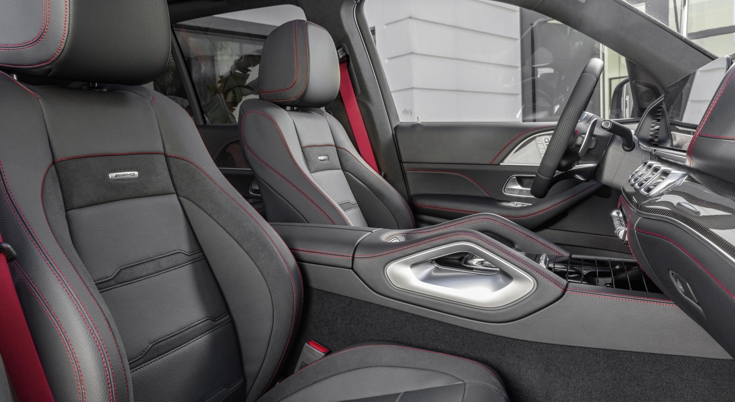 Foto de Mercedes-AMG GLE 53 4MATIC (6/11)