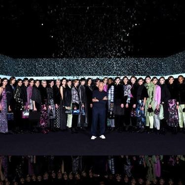 Giorgio Armani celebra su desfile sin invitados como medida de precaución ante la alerta de coronavirus