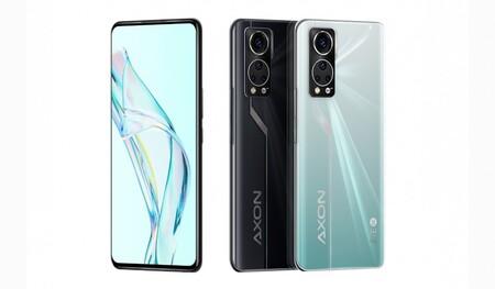ZTE Axon 30 5G: la cámara frontal bajo pantalla regresa mejorada y con mayor resolución, pero se queda en la gama alta