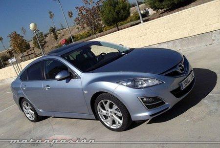 Mazda6 2.2 CRTD y 2.5 5p, prueba (valoración y ficha técnica)