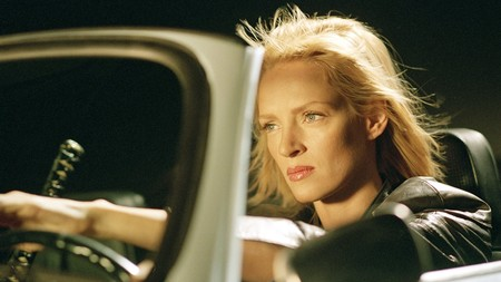 Uma Thurman en Kill Bill Vol 2