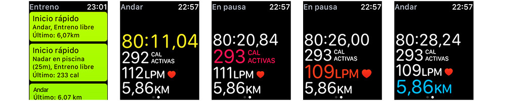 Analisis Apple Watch S2