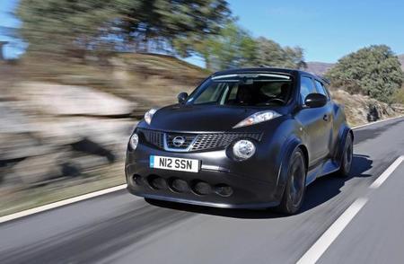 Nissan Juke-R, miniprueba por las calles de Madrid (parte 2)