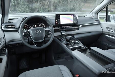 Toyota Sienna 2021 Minivan Hibrida Lanzamiento Mexico 16