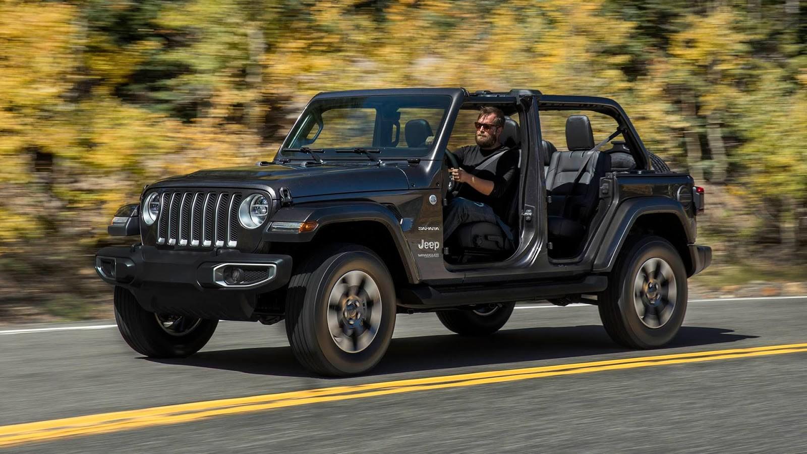 Foto de Jeep Wrangler 2018 (15/114)