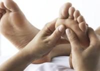 Reflexología, sólo los pies para combatir el estrés