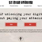 No More Ransom: ayuda para librarte de un ataque con ransomware
