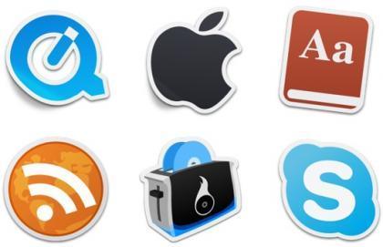 Sticker pack 2, más iconos geniales de Lanham