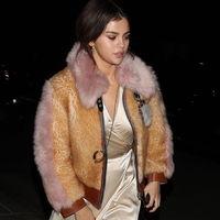 No es querer, es necesidad: la chaqueta de Selena Gomez que nos ha robado el corazón (y lo ha partido en mil pedazos)