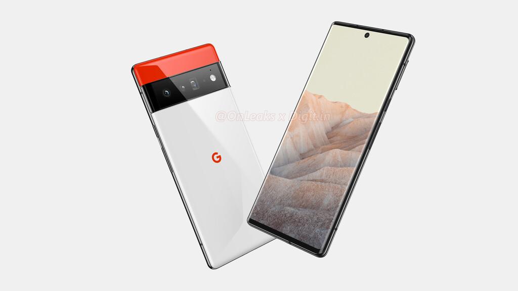 Los Google Pixel 6 y Pixel 6 Pro se filtran de nuevo y dejan ver todos los detalles de su posible diseño