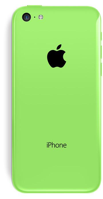 iPhone 5C Verde