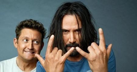 'Las alucinantes aventuras de Bill y Ted' tendrá tercera entrega: Keanu Reeves y Alex Winter volverán a liarla a través del tiempo