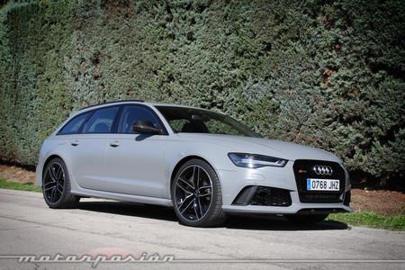 Audi RS6 Avant, probamos el coche por el que querrás ser padre