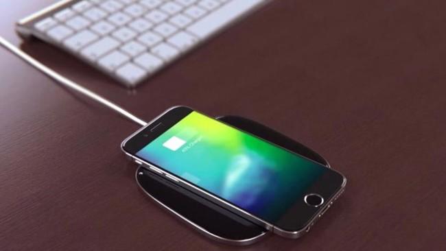 Carga Inalambrica Seria Posible Iphone 7 1
