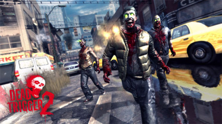 Dead Trigger 2 ya disponible para Android