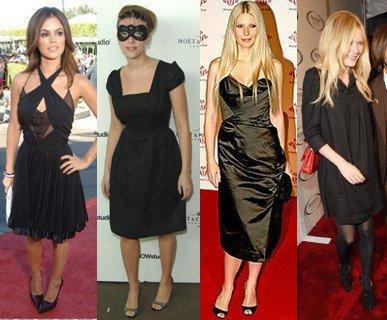 El secreto del éxito del little black dress