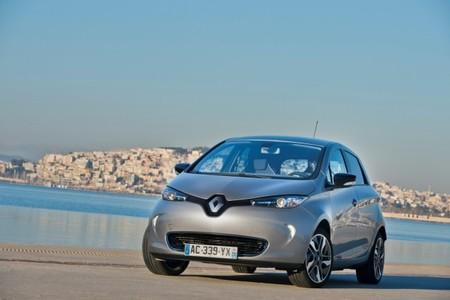 Renault ZOE llantas opcionales