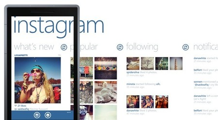 Instagram ya disponible en Windows Phone 8, versión BETA