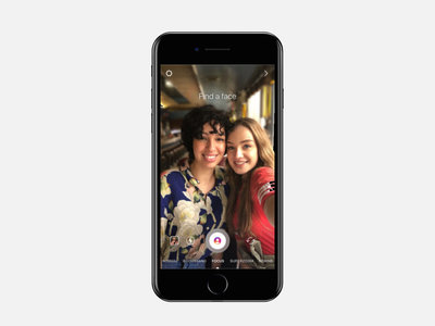 Instagram implementa su propio Modo Retrato en su app para iPhone, independientemente de si tiene doble cámara o no