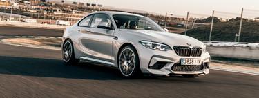 Probamos el BMW M2 Competition: el juguete definitivo, con 410 CV y un delicioso cambio manual