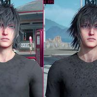Final Fantasy XV: compara tú mismo el aspecto en calidad mínima y máxima de la Windows Edition