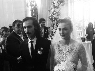 La boda de ensueño de Eleonora Carisi (vestida por Elie Saab)