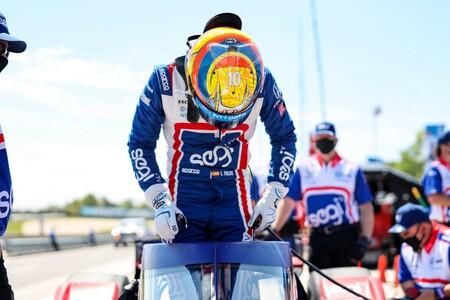 Palou Barber Indycar 2021