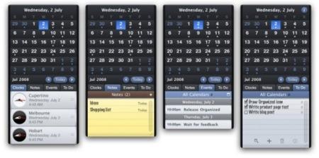 Organized, el widget definitivo para organizarse