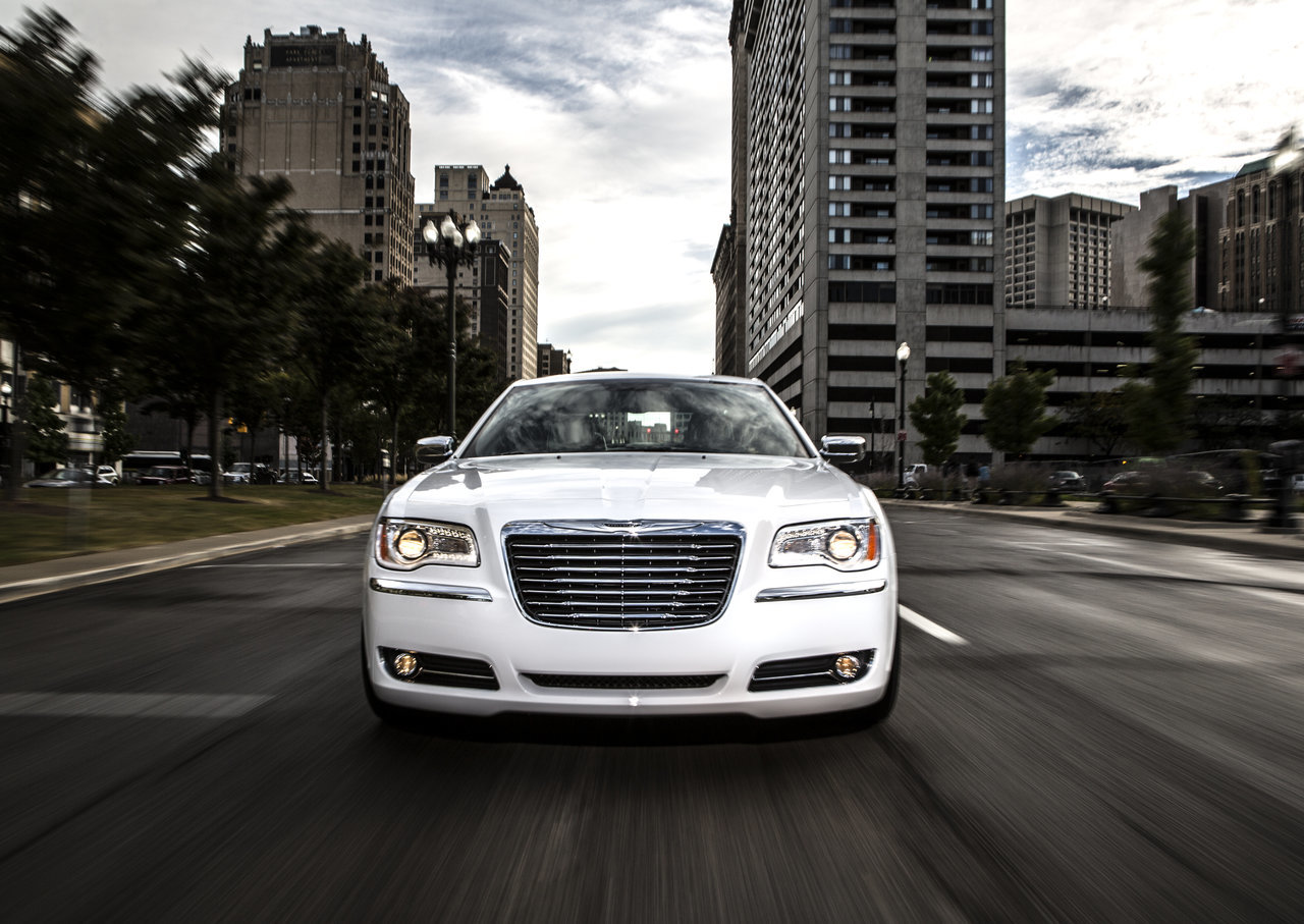 Foto de Chrysler 300C Motown Edition (4/21)