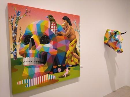 Urvanity, la feria del Nuevo Arte Contemporáneo, abre sus puertas en el COAM