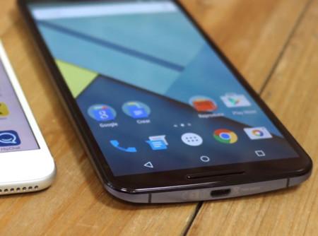 Nexus 6 Android 5 0