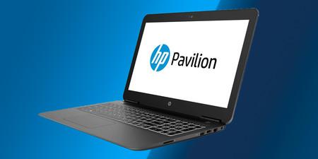 """Este completísimo y potente portátil gaming HP Pavilion de 15"""" está en Amazon por 899,99 euros, su precio mínimo histórico"""
