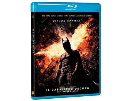 Batman El Caballero Oscuro La Leyenda Renace Blu-Ray
