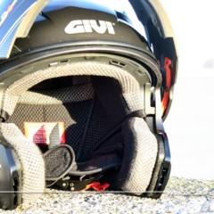 Foto 19 de 38 de la galería givi-x-09-prueba-del-casco-modular-convertible-a-jet en Motorpasion Moto