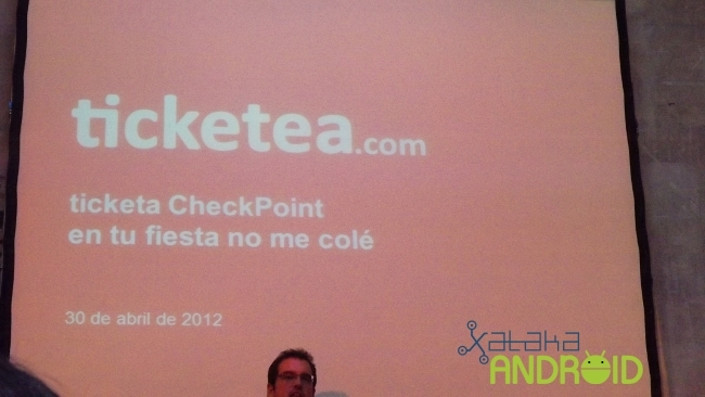 Ticketea Checkpoint