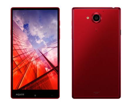 El nuevo Sharp Aquos Xx es casi todo pantalla, y ojalá pudiésemos verlo fuera de Japón