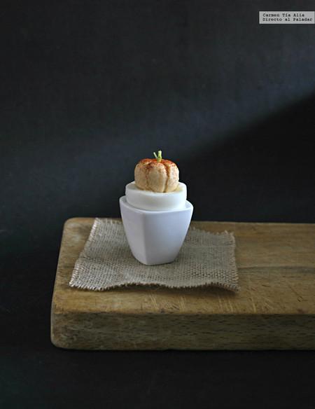 Calabacitas de huevo