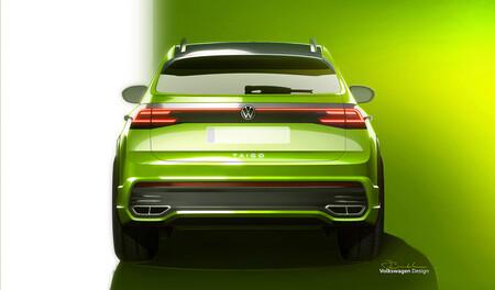 Volkswagen Taigo 2021, primeros bocetos del nuevo SUV coupé urbano de Volkswagen