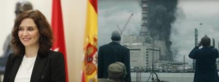 """""""Está claro que no ha entendido la serie"""". El creador de 'Chernobyl' responde a Isabel Díaz Ayuso"""