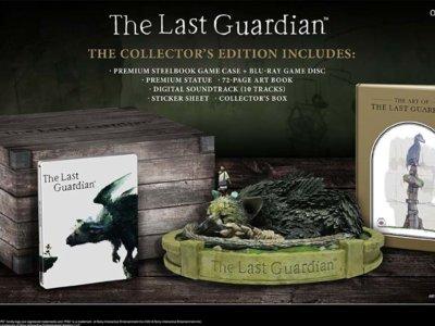 The Last Guardian nos presenta su edición de colección
