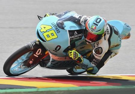 Lorenzo Dalla Porta Gp Alemania Moto3 2018