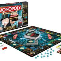 El Monopoly no va a ser lo mismo sin los billetes de mentira: Monopoly Ultimate Banking