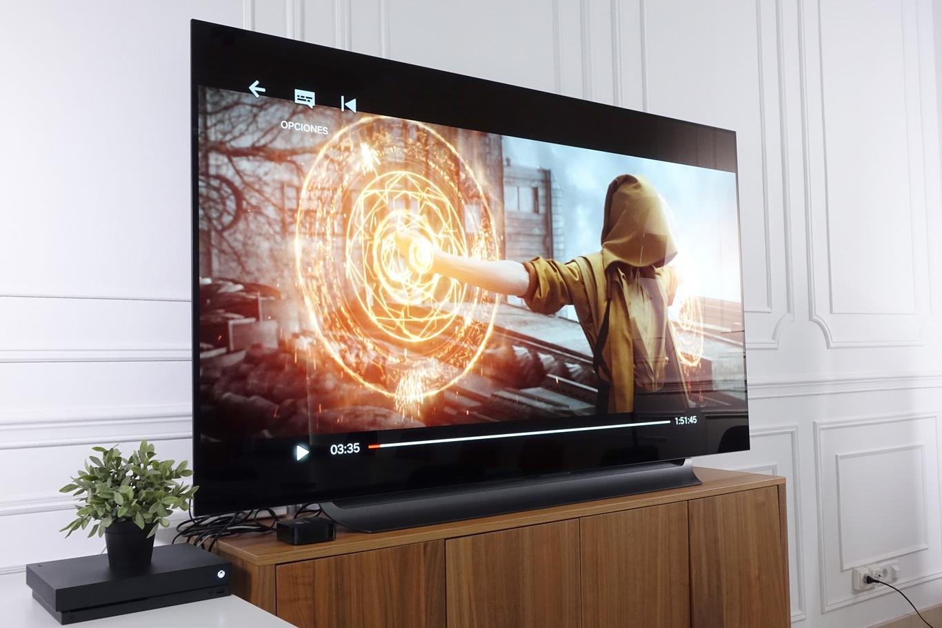 LG OLED C8, análisis: review con características, precio y ...